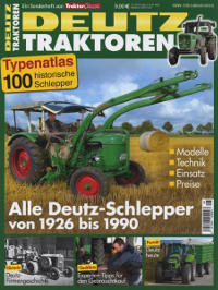 Cover Deutz-Heft